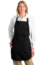 Apron with Church Chick Logo