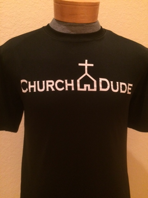 Church Dude T-Shirt