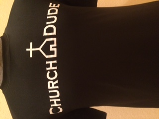 Church Dude Men's T-Shirt