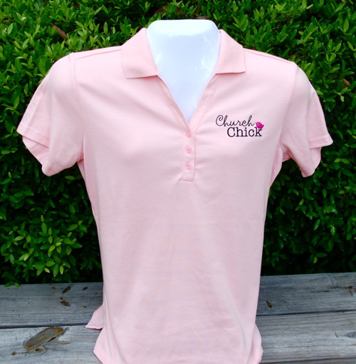 V Neck Polo Smooth Touch-