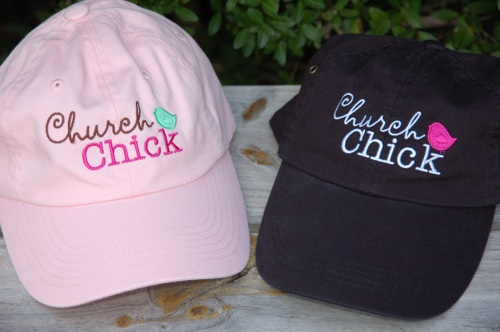 Hat - Baseball Cap-Christian Baseball Cap, Ladies Hat, Baseball Cap Pink, Baseball Cap Black, Church Baseball Cap, Church Chick Baseball Cap, Ball Cap
