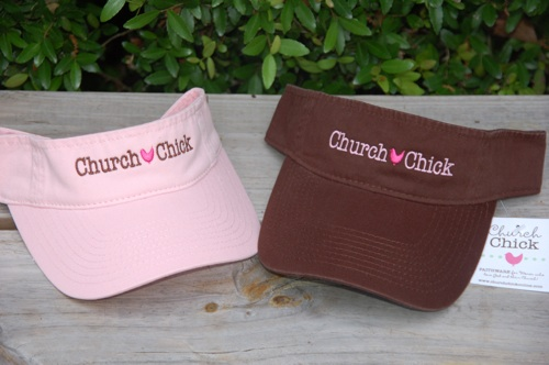 Visors - Brown, Pink, White, Black, Green