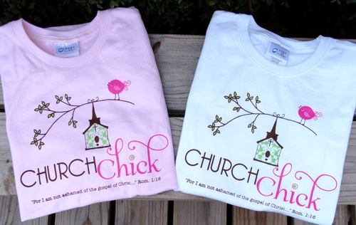 T-Shirts Romans 1 16-Christian tee, Christian T-Shirt, Church Chick T-Shirt, Ladies tee, Church T-Shirt, Ladies Tee Shirt